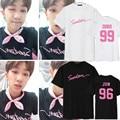 HPEIYPEI KPOP SEVENTEEN Japan Osaka Concert Album Shirts K-POP Casual Cotton Clothes Tshirt T Shirt Short Sleeve Tops T-shirt
