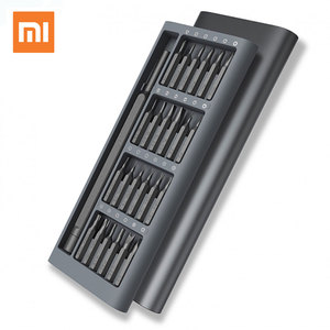 Image 2 - Набор отверток Xiaomi Mi Mijia Wiha 24 в 1, точный отверток, 60HRC, магнитные биты, домашний набор Xiaomi, ремонтные инструменты, оригинал