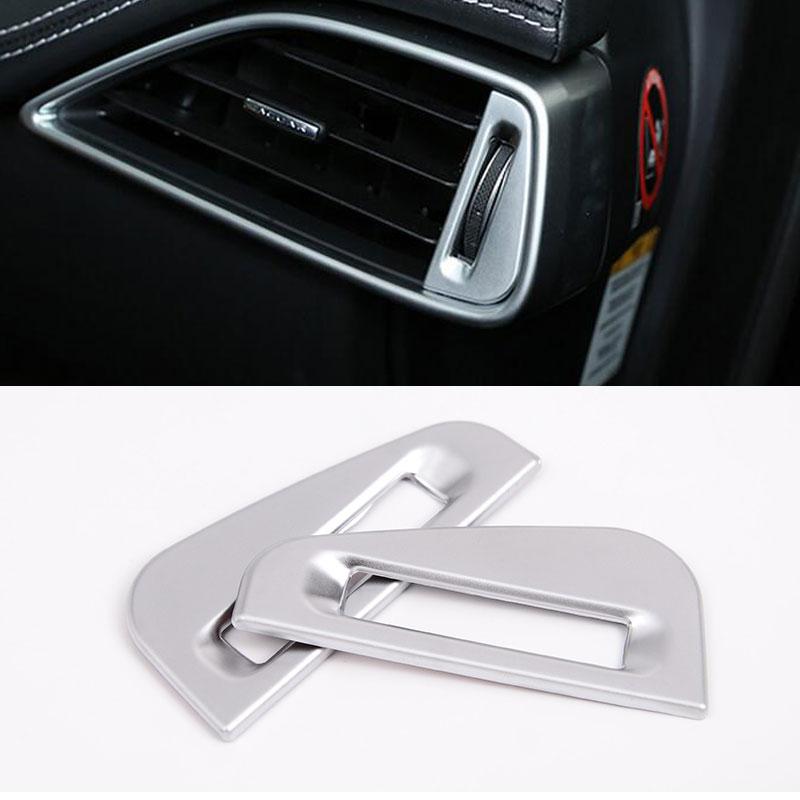 2017 Jaguar F Pace Interior: For Jaguar XE F Pace F Pace 2016 2017 ABS Chrome Car Air