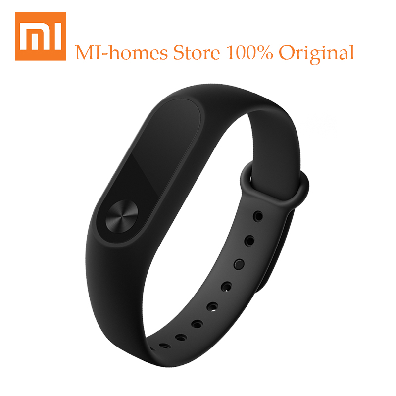 Original Xiaomi wristband Replaceable sport watch MI Band 2 OLED screen For Apple Samsung Huawei Sony Mobile Phone xiaomi band2
