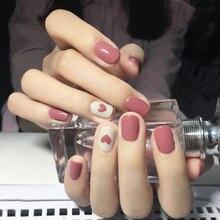 14 Советов/лист Летний стиль полное покрытие наклейки на ногти DIY ногтей наклейки плотная наклейки самоклеющиеся маникюр-наклейки для ногтей