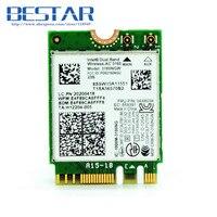 Intel 802 11AC AC3160 3160NGW NGFF PCI E M 2 2 4G 5G 433M Hotspot WIFI