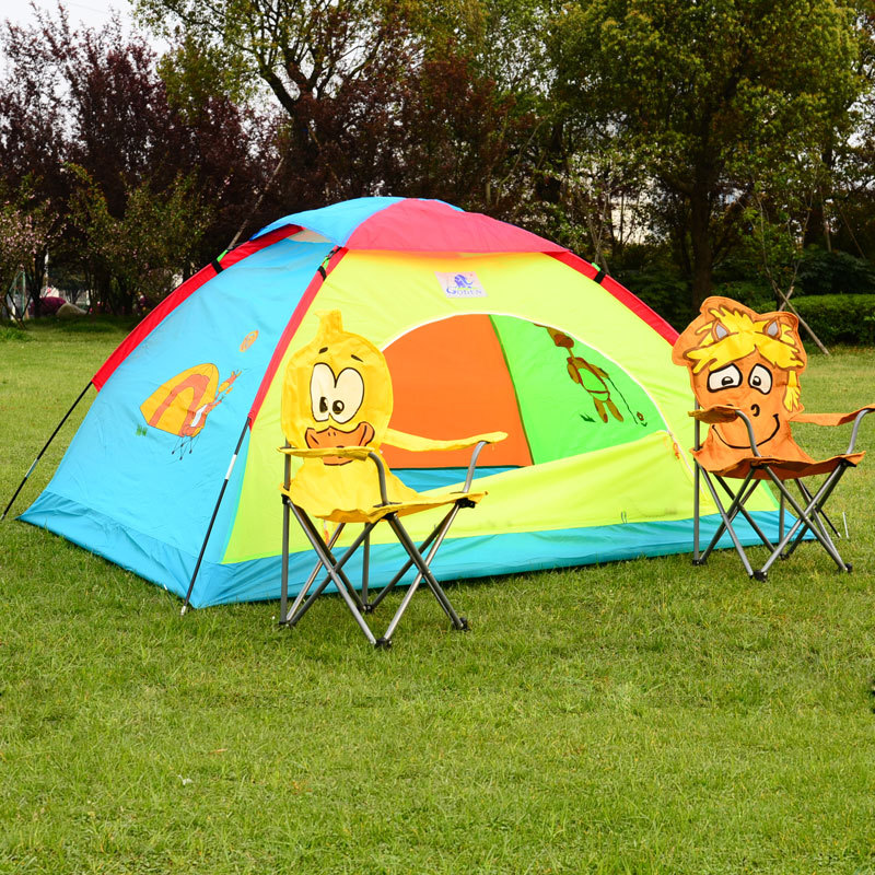 Indoor outdoor 180*140*105cm catoon colorful cloth castle House tent child park picnic holiday game play tent baby toy gift