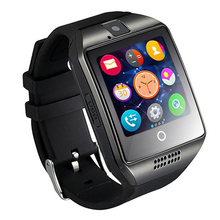 128M+64M Multilingual Smart Watch Sleep Tracker Photo Connect With Smart Phone USB 2.0 SIM Card Only for Adults and Elder