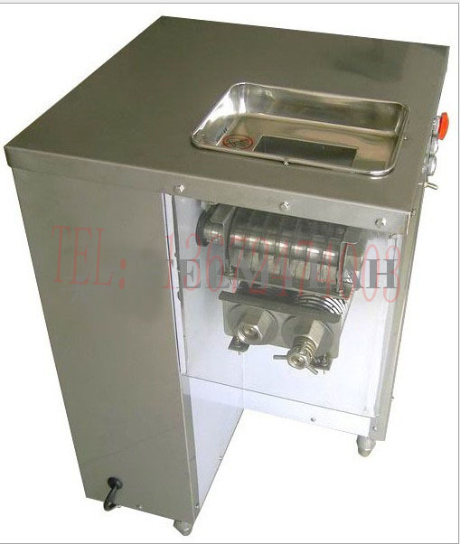 Free shipping by DHL   Meat dicer machine/ meat slicer  fast shipping