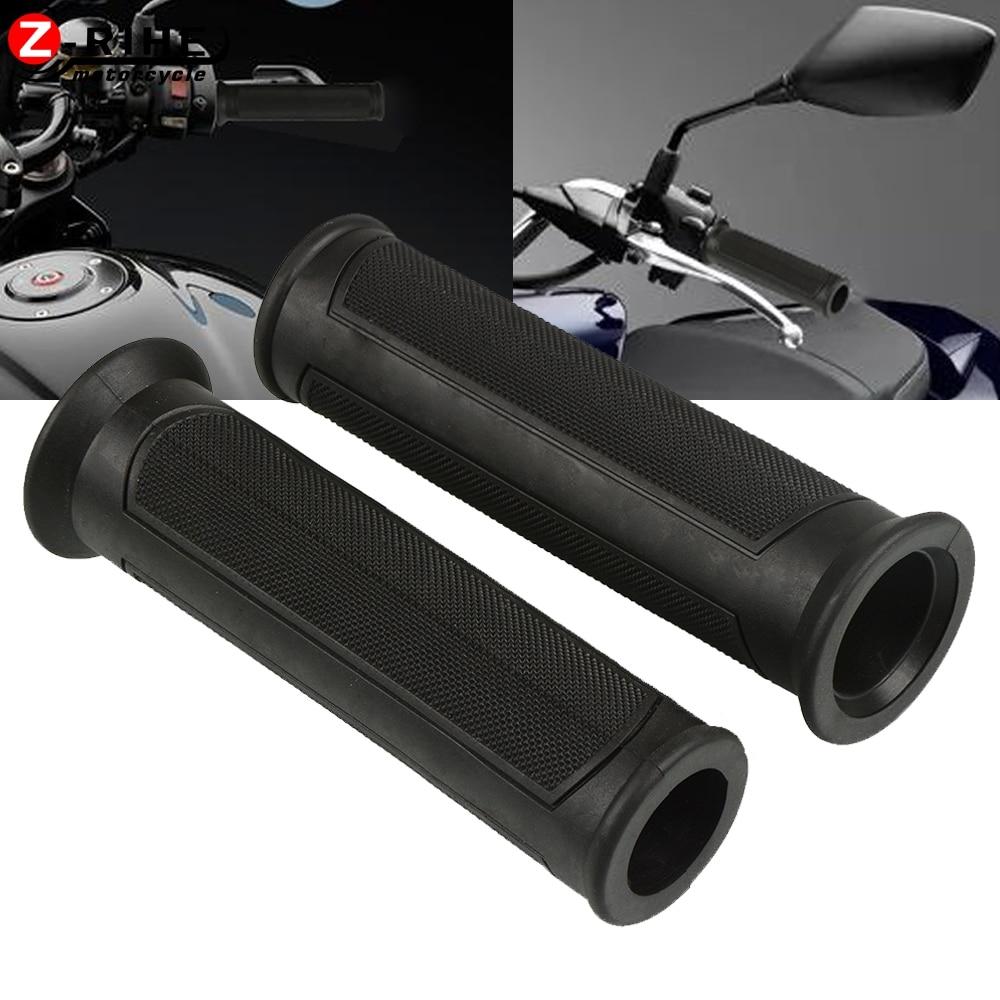 Universal Rubber Handlebar Hand Bar Grips For YAMAHA YZ 80 125 250 250F 426F 450F WR 250 426 450 F 250 R/X XT250X YZF R3 R6 MT03