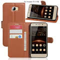 Wallet Style PU Leather Case Flip Cover Phone Bag For Huawei Y3 2 / Y3II Huawei Y3 II Huawei Y5 2 / Y5II Huawei Y5 II Case Cover