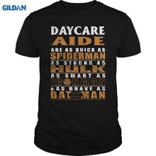 Daycare Aide T Shirt(China)