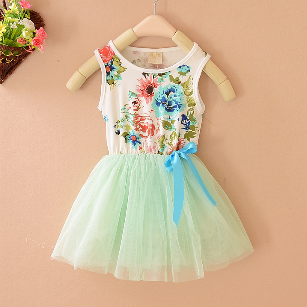 MUQGEW dress for girls kids dresses for girls summer elegant children's dresses sexy dress for young girls robe fille#G69(China)