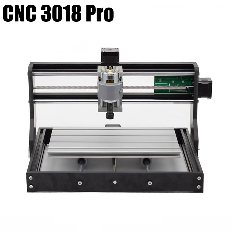 CNC 3018 Pro GRBL control ER11 Diy mini cnc machine,3 Axis pcb Milling machine,Wood Router, laser engraving