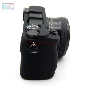 Image 2 - ยางซิลิคอนกรณี Body Protector สำหรับ Sony A6100 A6300 A6400 ILCE 6100 ILCE 6400 ILCE 6300 กล้อง