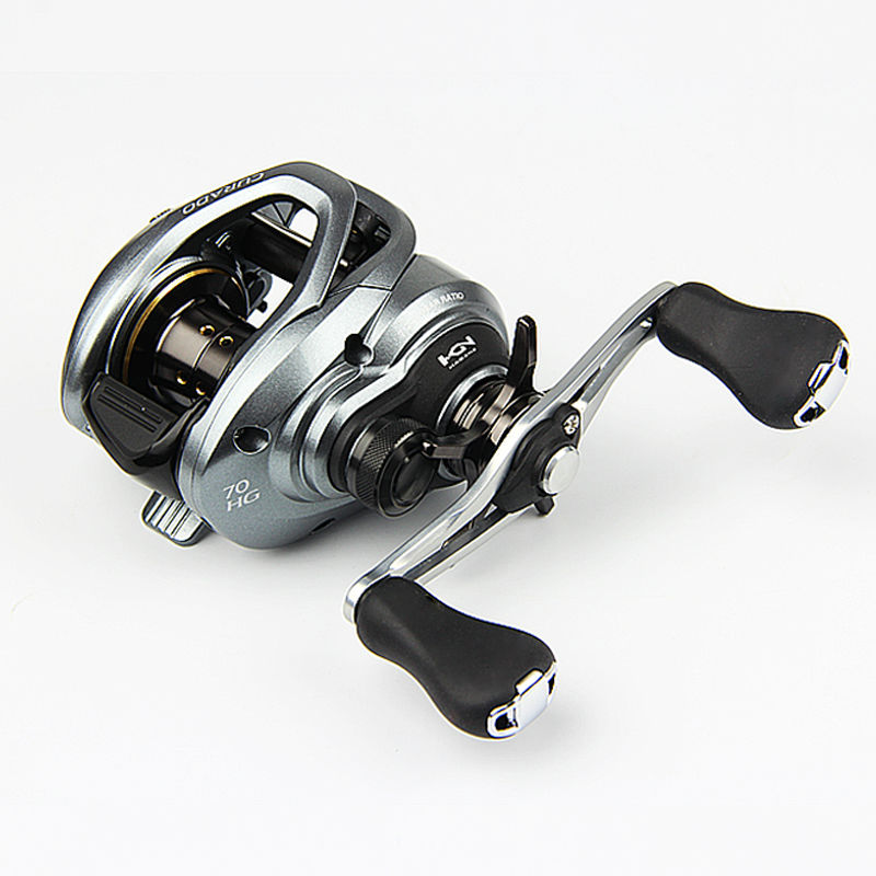 f6bcd4f4f54 2016 NEW Shimano CURADO 70HG 71HG 70XG 71XG Baitcasting Fishing Reel 5+1BB  185G Low Profile SVS Infinity Saltwater Fishing Reel-in Fishing Reels from  Sports ...