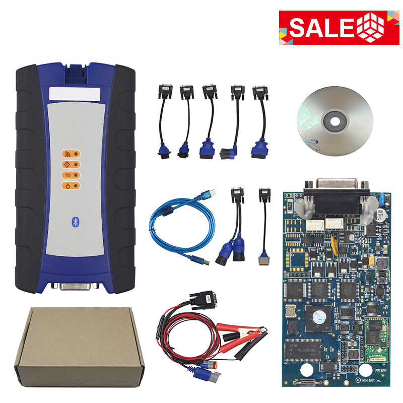 Scanner Diagnostic-Tool Linked Nexiqed Truck Heavy-Duty Dhl Free 125032 USB