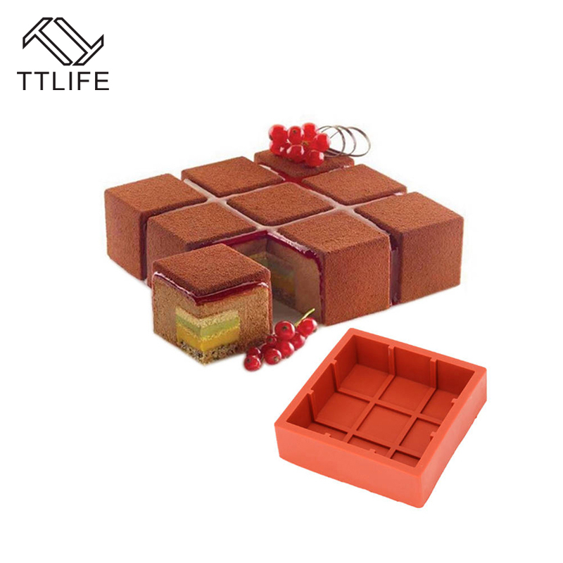 Lower Price with Ttlife 15-hole Creative Silicone Chocolate Mold Ice Cube Tray Jelly Pudding Baking Dish Fondant Cookie Bakeware Sugarcraft Mould Yet Not Vulgar Home & Garden