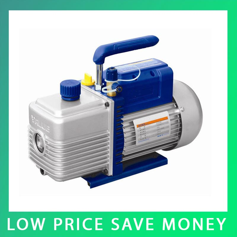 FY 2C N Portable 2 Litre Single Stage Vacuum Pump-in Pumps from Home Improvement    1
