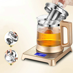 Electric kettle Full automatic and thickened glass liquid crystal multi-functional Chinese medicine Overheat Protection