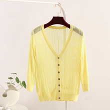 Ladies Autumn Winter Casual Cardigan Sweaters New Design Women Crocheted Knitted Free Size Outwear Bottoming Shirt