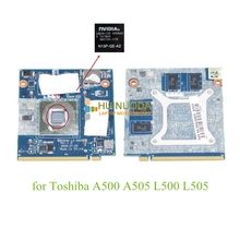 K000075450 Graphics card For Toshiba satellite A500 A500D A505 Video card GT230M 1Gb LS-5005P GPU N10P-GE-A2