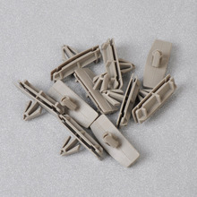 CITALL 55157055AA 20x Gray Fender Flare Moulding Clips For Jeep Liberty Wrangler 2005 – 2007 2008 2009 2010 2012 2013 2014 2015