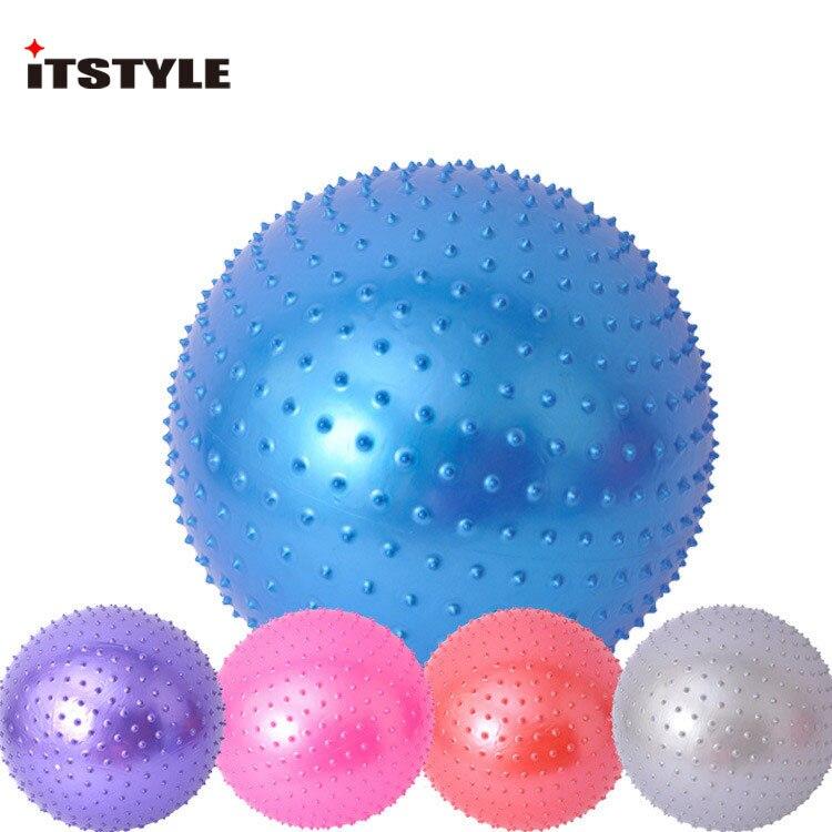 Itstyle Sport Yoga Bal Punt Fitness Gym Balance Ball Fitball Oefening Pilates Workout Prikkeldraad Massage Bal 55 Cm 65 Cm 75 Cm 85 Cm Zowel De Kwaliteit Van Vasthoudendheid Als Hardheid Hebben