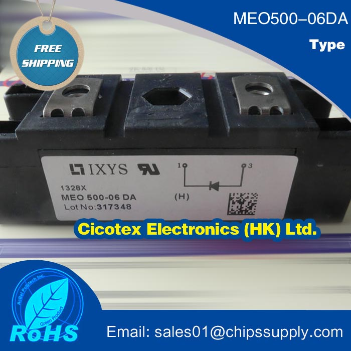 MEO500-06DA IGBT POWER MODULEMEO500-06DA IGBT POWER MODULE