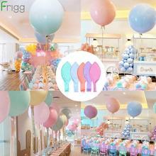 Latex Wedding  Balloons Decoration Birthday Party Inflatable Helium Macaron Baloons wedding party Large Pastel Round