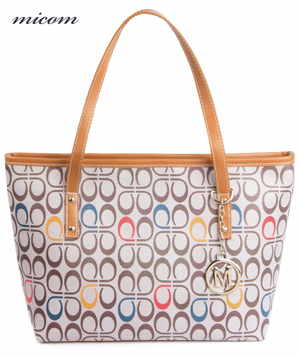 Image result for MICOM Casual Signature Printing Handbag