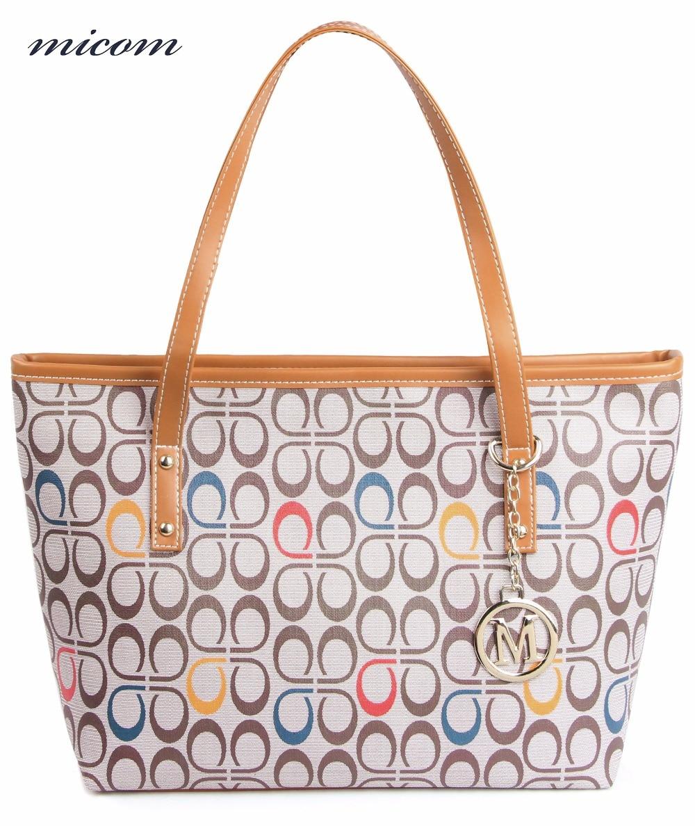 Image result for MICOM Casual Signature Printing Handbag