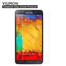 Para Samsung Galaxy Note 3 Neo/Lite SM N7505/nota 3 frente película protectora de vidrio templado SM N900 N9000 N9005 Protector de pantalla