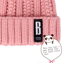 Fashion Knitted Cotton Hats And Caps