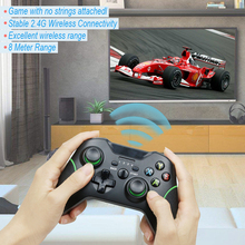 2.4G Wireless Controller For Xbox One Console For PS3 /PC For Android Smartphone Gamepad Joystick bluetooth wireless controller for xbox one s for xbox one slim controle for pc for android ios smart phone joystick gamepad