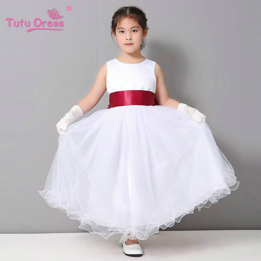 Vestidos de verano para niños para niñas 2-12 años Fiesta de dama - Ropa de ninos - foto 1