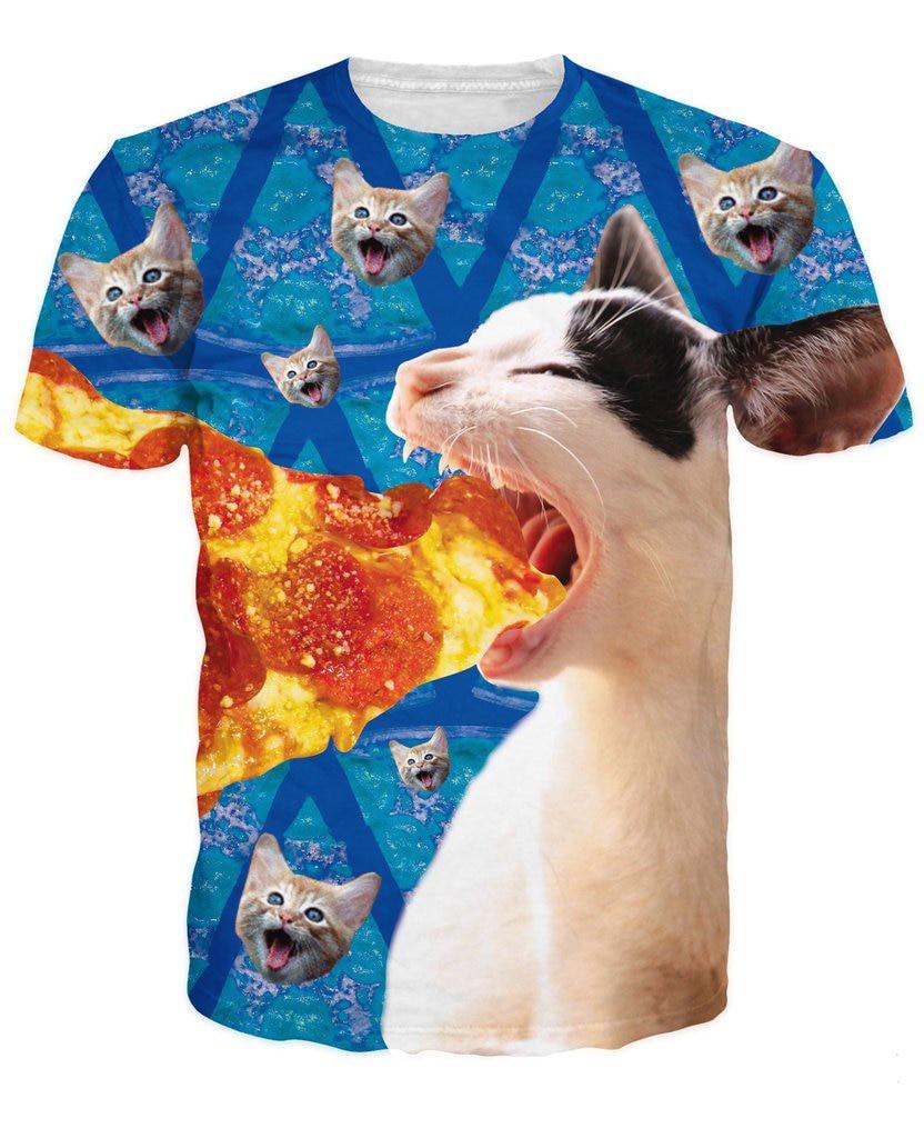 line Get Cheap Food Pizza Short T Shirt Women Aliexpress
