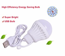 USB LED ball Bulb 10leds SMD2835 LED Lamp 5V DC Portable LED Night Reading Light Outdoor Camping Tent LED USB Bulb Energy Saving
