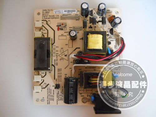 Free Shipping> 915Sw A196W Power Board MW19E-DD BLM1700P60411 PI-SB02 pressure plate-Original 100% Tested Working free shipping original d223 d223 pi 190dtlb5 wide power board power board 100
