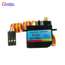 Free shipping Global Eagle RC GH-DM95 ES08MA Swash plate Mini Micro Digital Servo for 480 helicopter