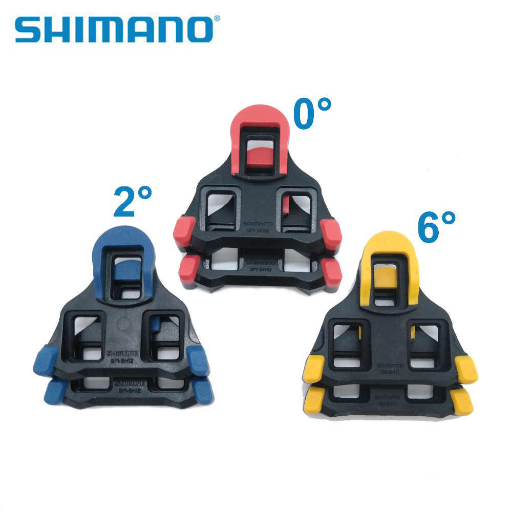 78fc51d3749 ... Shimano SPD SL Cleats SM-sh10 sh11 sh12 Bicycle Road Pedal Cleats Bike  Dura Ace ...