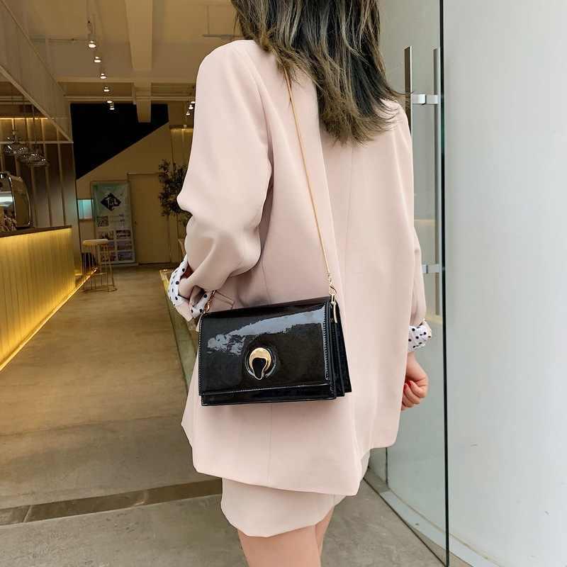 Дизайнерский кошелек сумки элегантные вечерние женские сумки-мессенджеры Роскошные Дизайнерские цепи сумки на плечо 2019 новое качество сумка через плечо