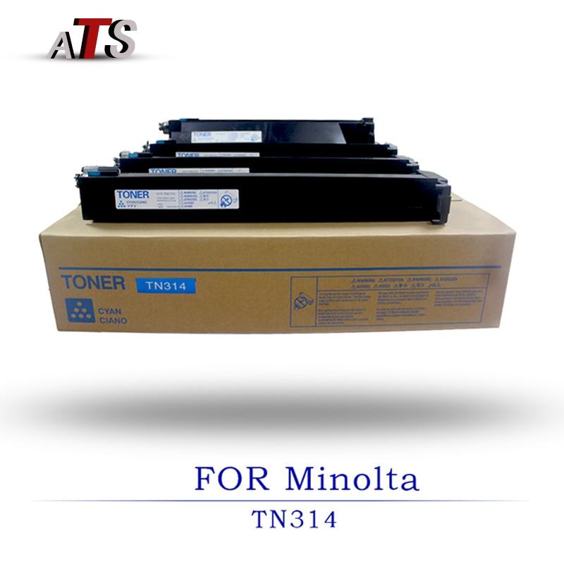 Konica Minolta TN314 Bizhub BHC 353 253 203 200 210 7721 7720 Kopiya - Ofis elektronikası - Fotoqrafiya 1