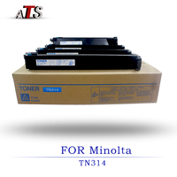 1PCS Office Electronics Color Toner Cartridge For Konica Minolta TN314 Bizhub BHC 353 253 203 200 210 7721 7720 Copier Parts