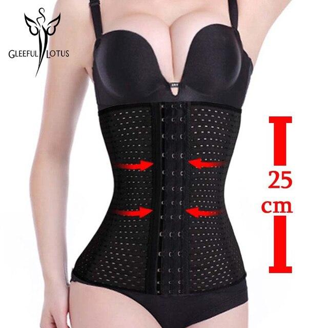 Modélisation sangle Corset shapewear Taille formateur minceur gaine sous-vêtements  serre-Taille minceur ceinture 51fc7d336ec