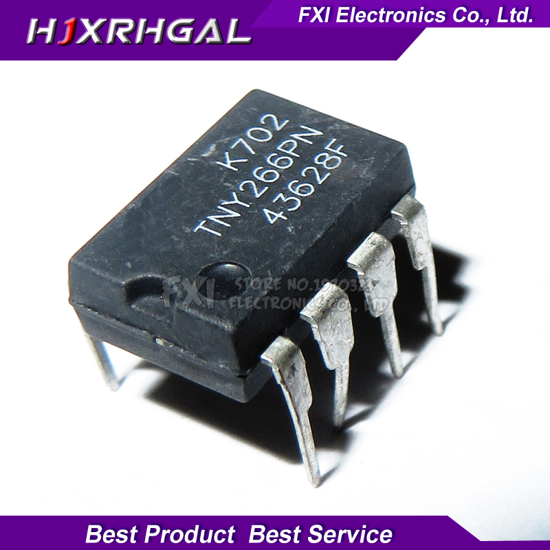 10PCS TNY266PN TNY266P DIP 7 DIP New original-in Integrated Circuits from Electronic Components & Supplies