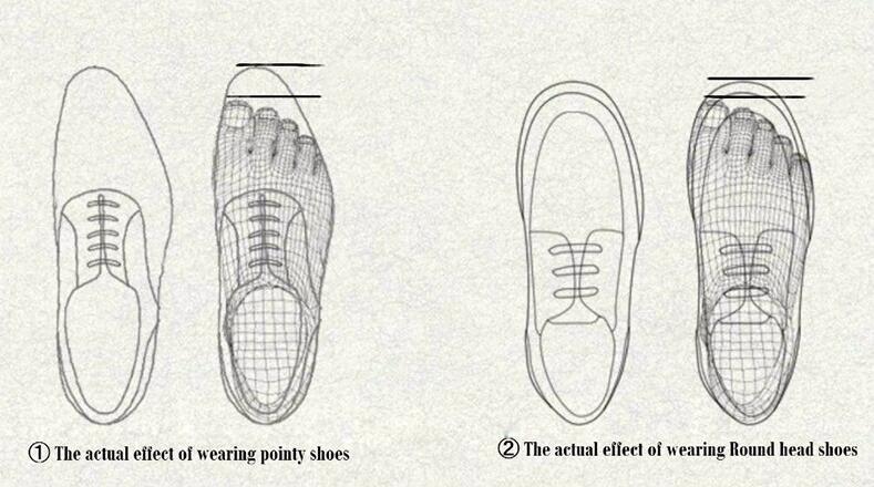 YIGER Men Dress Shoes 25