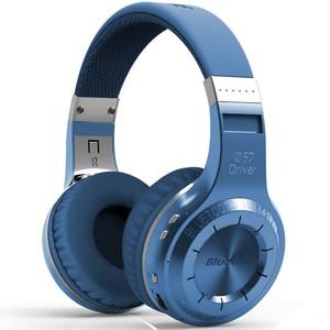 Image 2 - Bluedio HT/ TM אלחוטי Bluetooth 5.0 אוזניות סטריאו Bluetooth אוזניות מיקרופון מובנה עבור שיחות 3.5mm wired כבל