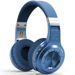 Image 2 - 業 bluedio ht ワイヤレス bluetooth ヘッドフォン bt 5.0 バージョンステレオ bluetooth ヘッドセット通話と音楽のための内蔵マイクヘッドセット