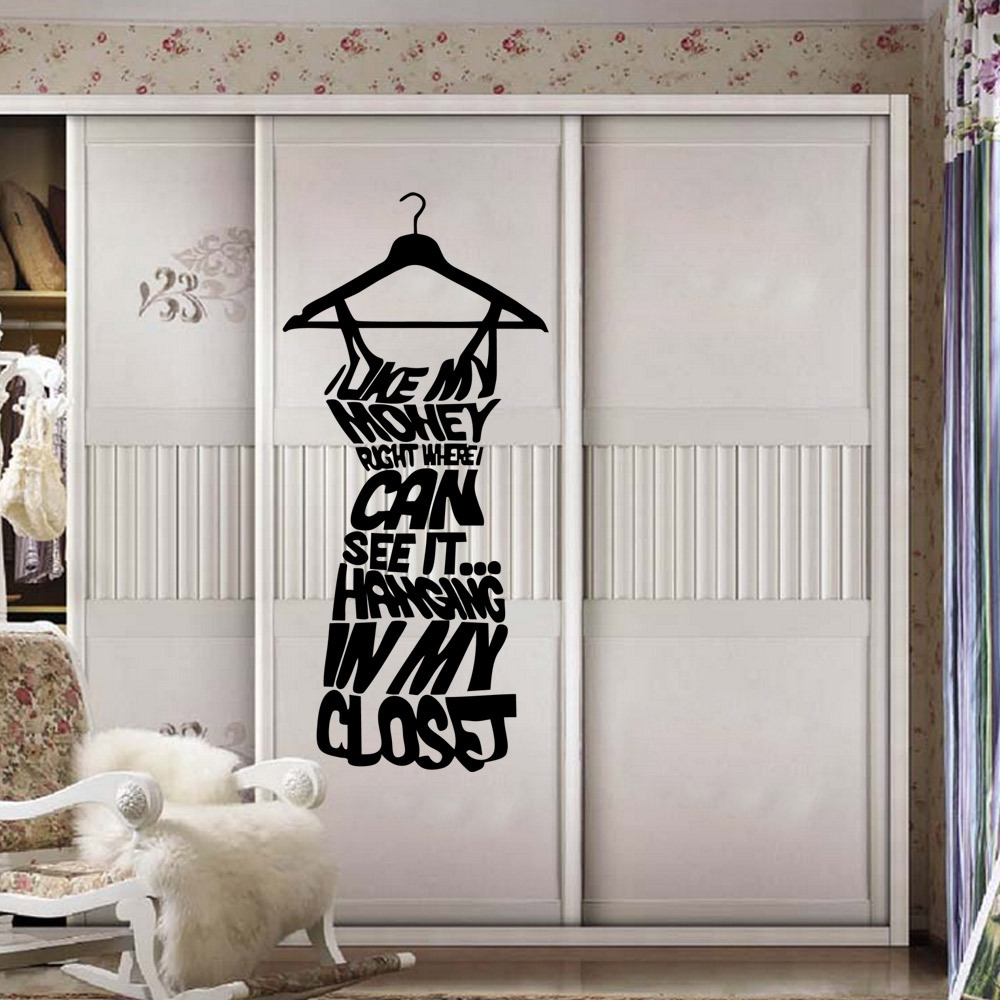 Engels Interieur Us 3 5 Diy Engels Brief Vinyl Muurstickers Meubels Sticker Hanger Voor Dressing Leeszaal Wallpapers Interieur Poster In Diy Engels Brief Vinyl