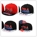 New classic high quality snapback USA cap Stars flag embroidery hat for men women gorra leisure unisex cap