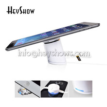 Mobile phone security alarm tablet security stand ipad display holder cell phone secure system Samsung anti-theft display lock
