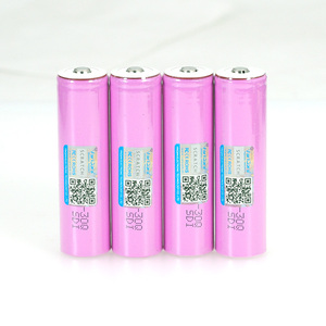 Image 4 - VariCore 3.7V 18650 ICR18650 30Q 3000mAh li ion Rechargeable battery For Flashlight Batteries + Pointed