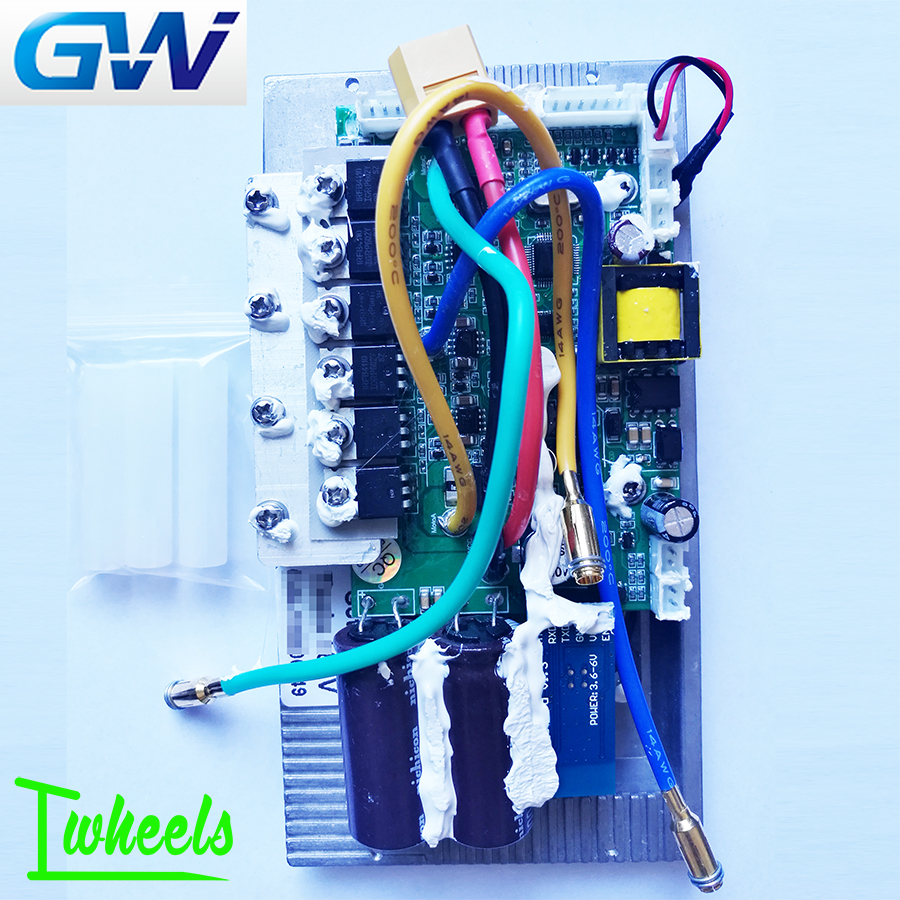 Original GotWay Electric Unicycle MCM5 84V 67.2V Motherboard Electric Unicycle Replacement Mainboard Control Board